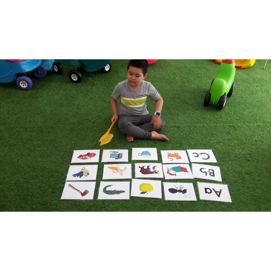 Combo flashcard oxford phonic world 1 + My phonic 1,2