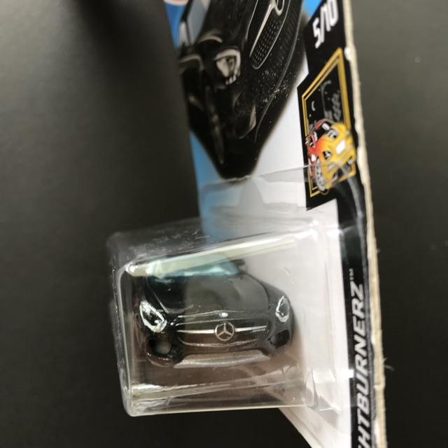 Xe mô hình Hotwheels. '15 Mercedes AMG GT Black