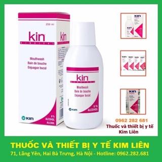 Nước súc miệng trị viêm nướu nha chu Kin Gingival 250ml