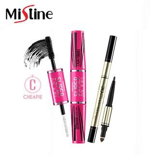 Mascara Mistine Super Model Miracle lash Thái Lan thumbnail
