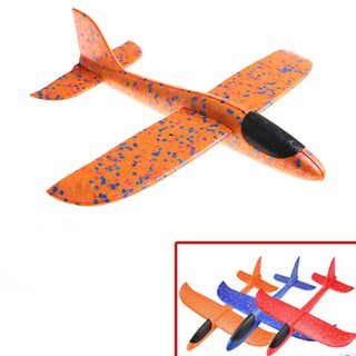 EPP Foam Hand Throw Airplane Outdoor Launch Glider Plane Kids Gifts Toys