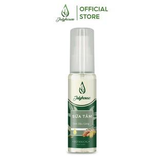 [Mã FMCGM25 - 10% ĐH 150K] Sữa tắm collagen tinh dầu gừng 30ml JULYHOUSE