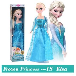 Frozen Đông lạnh 2 Công chúa Elsa Anna Búp bê Barbie Đồ chơi con gái Quà tặng trẻ em – Hàng nhập khẩu