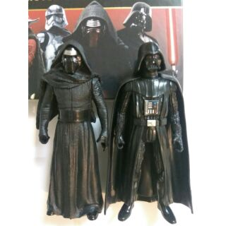 Mô hình Star Wars – Darth Vader và Kylo Ren figure