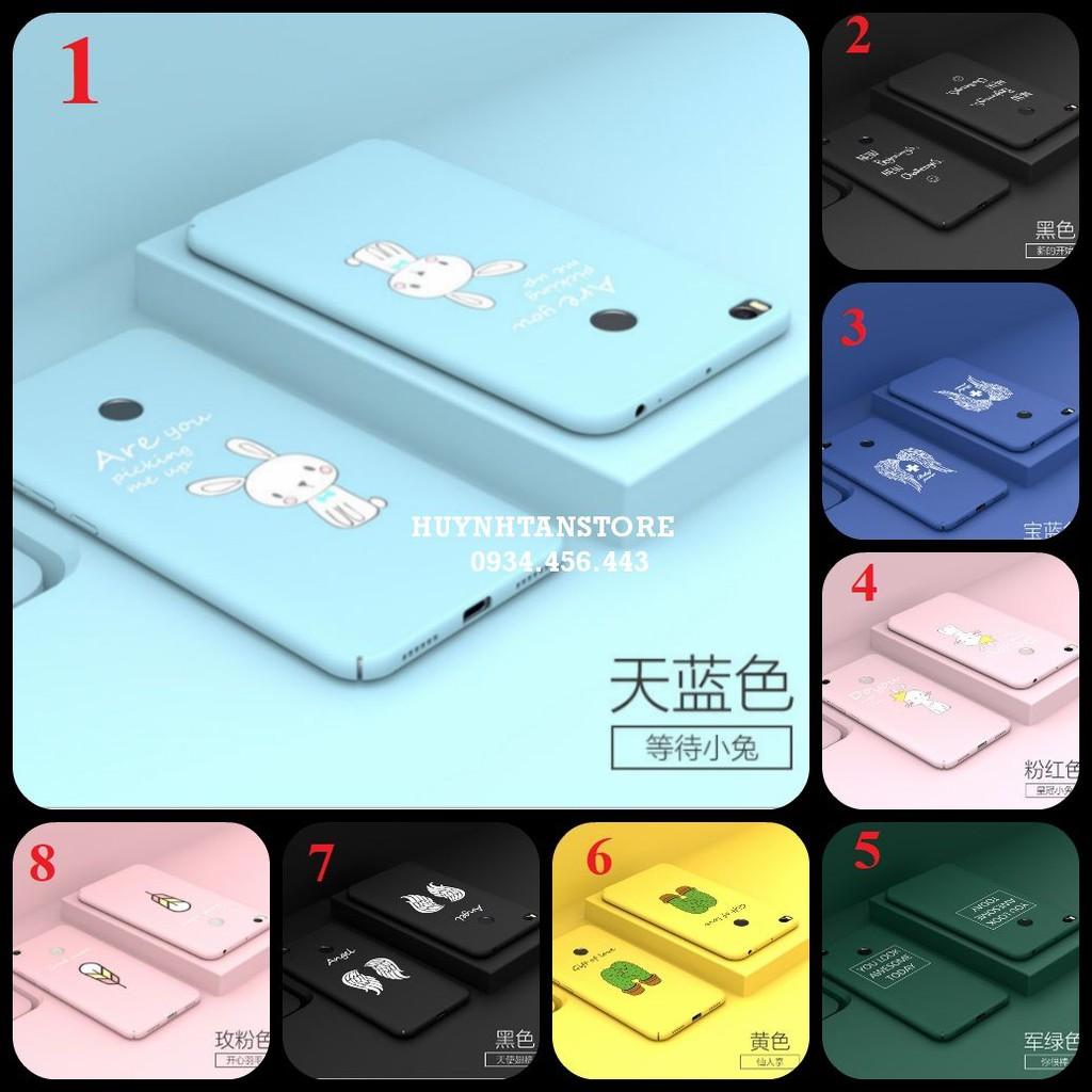 Xiaomi Mimax2_ Ốp lưng xiaomi mimax 2 nhựa cứng full cạnh cao cấp chính hãng