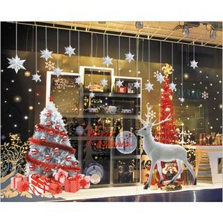 Decal trang trí Giáng sinh 2021_94