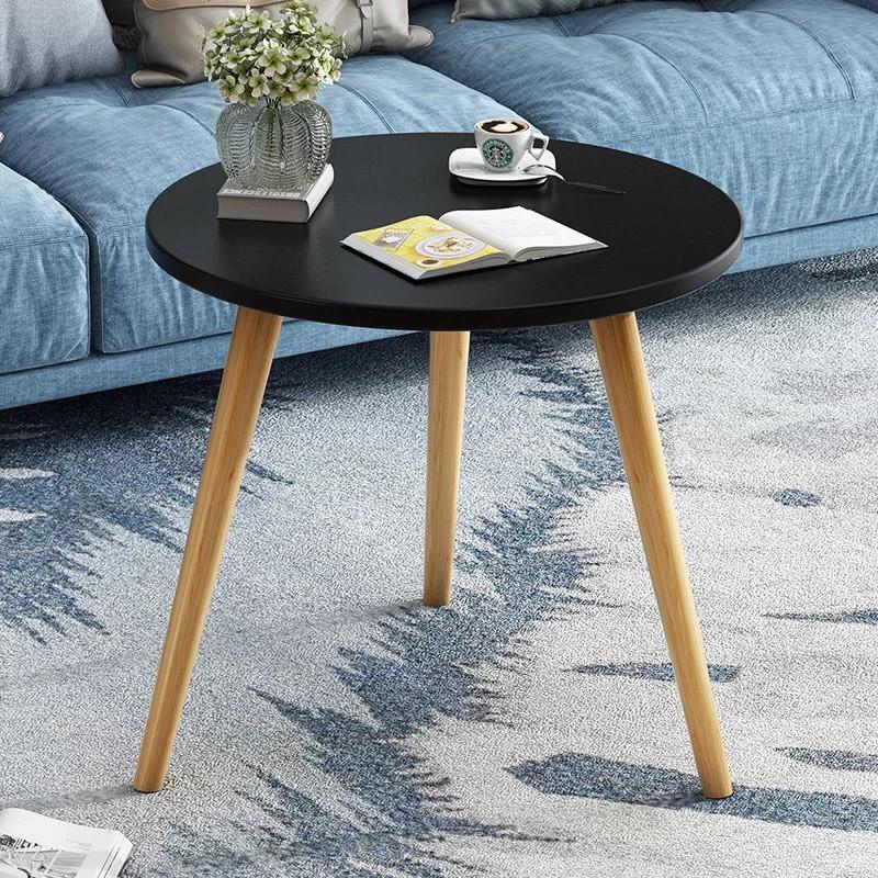 𝐁𝐚̀𝐧 𝐭𝐫𝐚̀ 𝐭𝐫𝐨̀𝐧 ,chân gỗ tiện tự nhiên to 3cm chắc chắn cao tựa 30cm, 48cm ( loại pát sắt vặn nên tháo lắp dễ dàng )