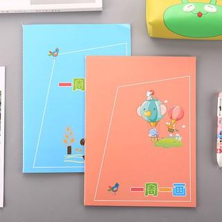 sách vẽ màu nước cho bé