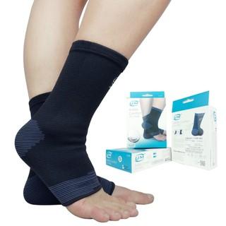 Bó nẹp cổ chân United Medicare (Cặp) (D04), Màu Đen