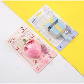 [Ảnh Thật] Móc treo đồ ẩn hiện Hello Kitty Cinnamoroll – BST Miniso x Sanrio