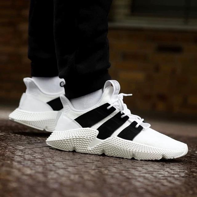 Adidas_PROPHERE Men's Running Shoes Sneakers Unisex D96727 Fashion Shoes