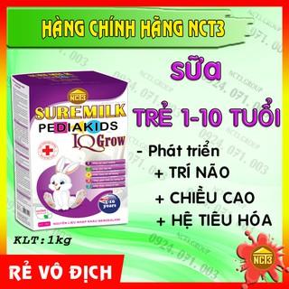 Sữa cho trẻ từ 1 đến 10 tuổi Pediakids ( 1kg ) (Hàng chính hãng công ty NCT3 ) thumbnail