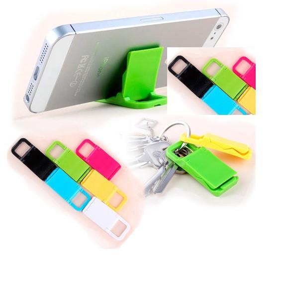 Bộ 2 móc khóa giá đỡ điện thoại (giá sỉ)