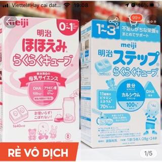 [12/2021] Sữa meji dạng thanh 648g 24 thanh
