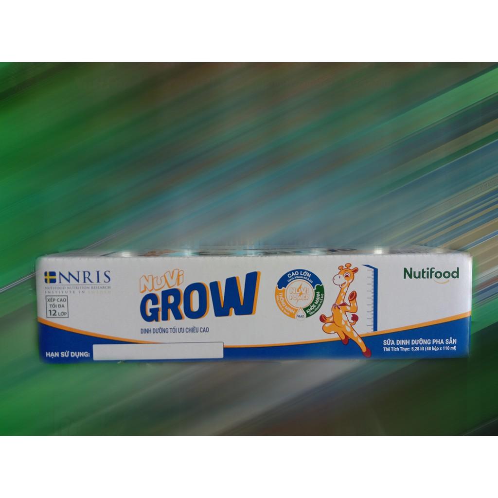 Sữa Bột Pha Sẵn Nuvi Grow 110ml