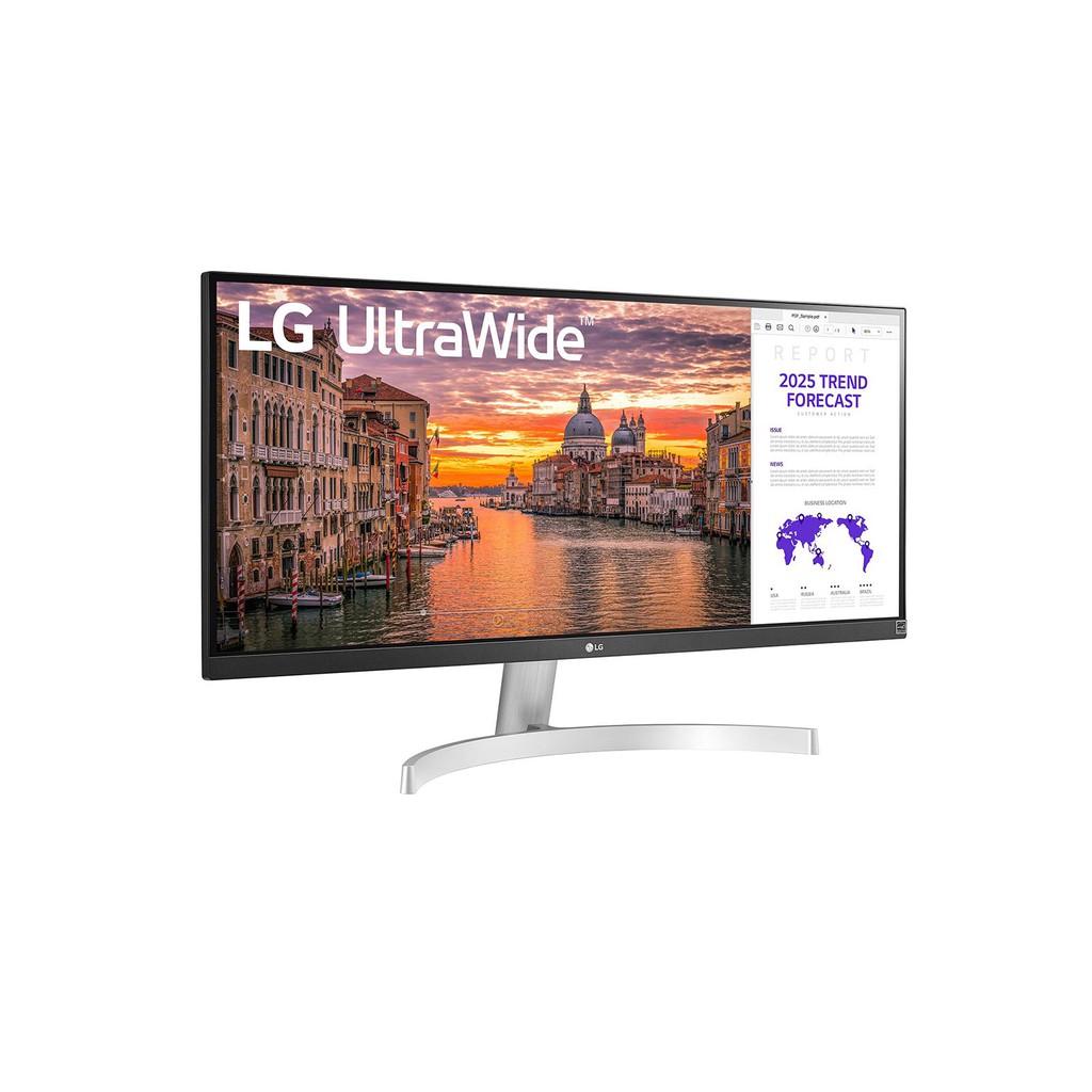 """Màn Hình LG 29WN600-W 29"""" IPS 75Hz Freesync HDR UWFHD - Chính hãng LG"""