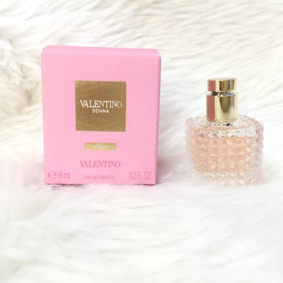 Nước hoa valentino 10ml, nước hoa nữ giới hương ngọt ngào thuần khiết mã MP22