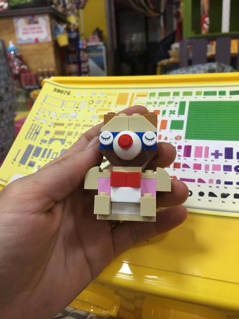 Đồ chơi Lego lắp ghép
