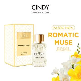 Nước hoa Cindy Bloom Romatic Muse 50ml chính hãng thumbnail