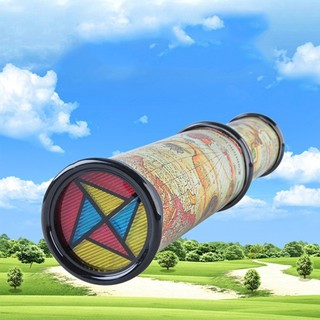 Magical Kaleidoscope Prism Toy Funny ABS Educational Learning