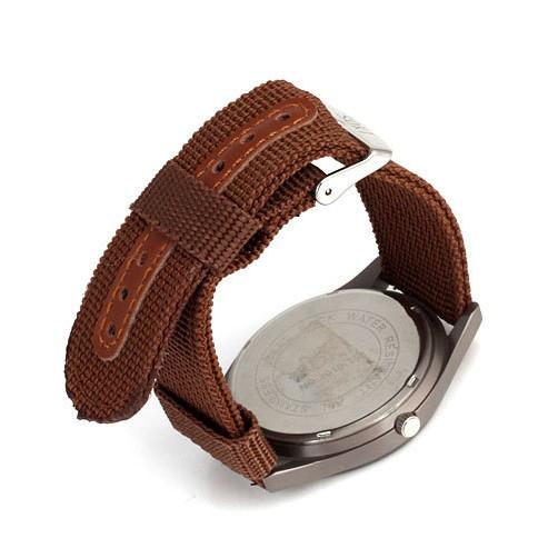 [ CHÁY HÀNG ] Đồng hồ Unisex SOKI SK03 dây nato cực chất, kiểu dáng quân đội thể thao, rẻ đẹp phù hợp mọi độ tuổi
