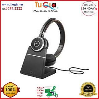 tai nghe Jabra Evolve 65 incl. charging stand MS Mono-hàng chính hãng
