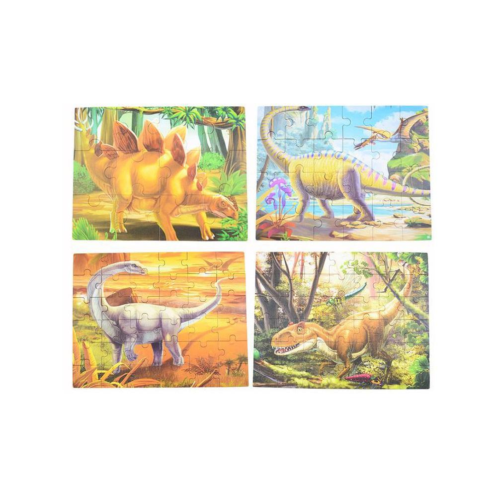 Ghép hình puzzle tổng hợp 12-24-36-42 miếng