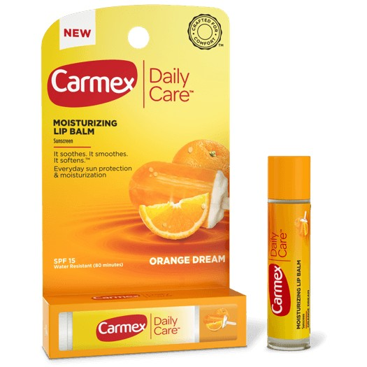 Son dưỡng carmex Orange Dream