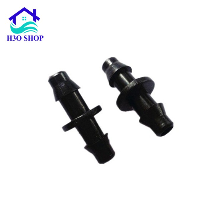 Khởi Thủy 6mm 2 đầu ngạnh, sử dụng nối ống 6mm cho hệ thống tưới phun sương, tưới nhỏ giọt, tưới phun mưa