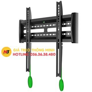 [Mã ELORDER5 giảm 10K đơn 20K] Giá treo tivi mỏng sát tường 2.9 cm NB C3F 40 - 65 inch - Tải Trọng 68 Kg