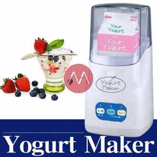 Máy làm sữa chua, máy ủ sữa chua 3 nút Yogurt Maker Nhật Bản - 2890313 , 1144870319 , 322_1144870319 , 225000 , May-lam-sua-chua-may-u-sua-chua-3-nut-Yogurt-Maker-Nhat-Ban-322_1144870319 , shopee.vn , Máy làm sữa chua, máy ủ sữa chua 3 nút Yogurt Maker Nhật Bản