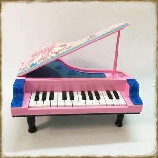 [Tặng Bộ Bóng Rổ Mini] Đàn Piano Hello Kitty [Đồ Chơi An Toàn Cho Trẻ Em]