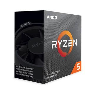 Bộ VXL CPU AMD Ryzen 5 3500X (6C 6T, 3.6 GHz up to 4.1 GHz, 32MB) - AM4 - Hàng Chính Hãng thumbnail