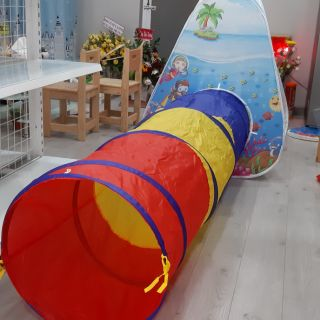Combo lều ống