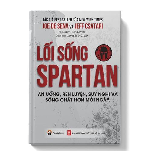 Sách - Lối sống Spartan - Pandabooks