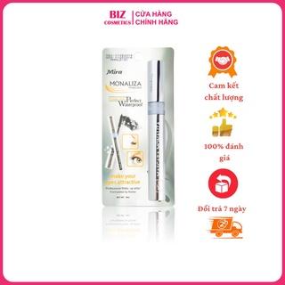 Mascara không trôi giúp cong mi 12h Mira Monaliza Make your eyes Attractive Hàn Quốc 9ml thumbnail