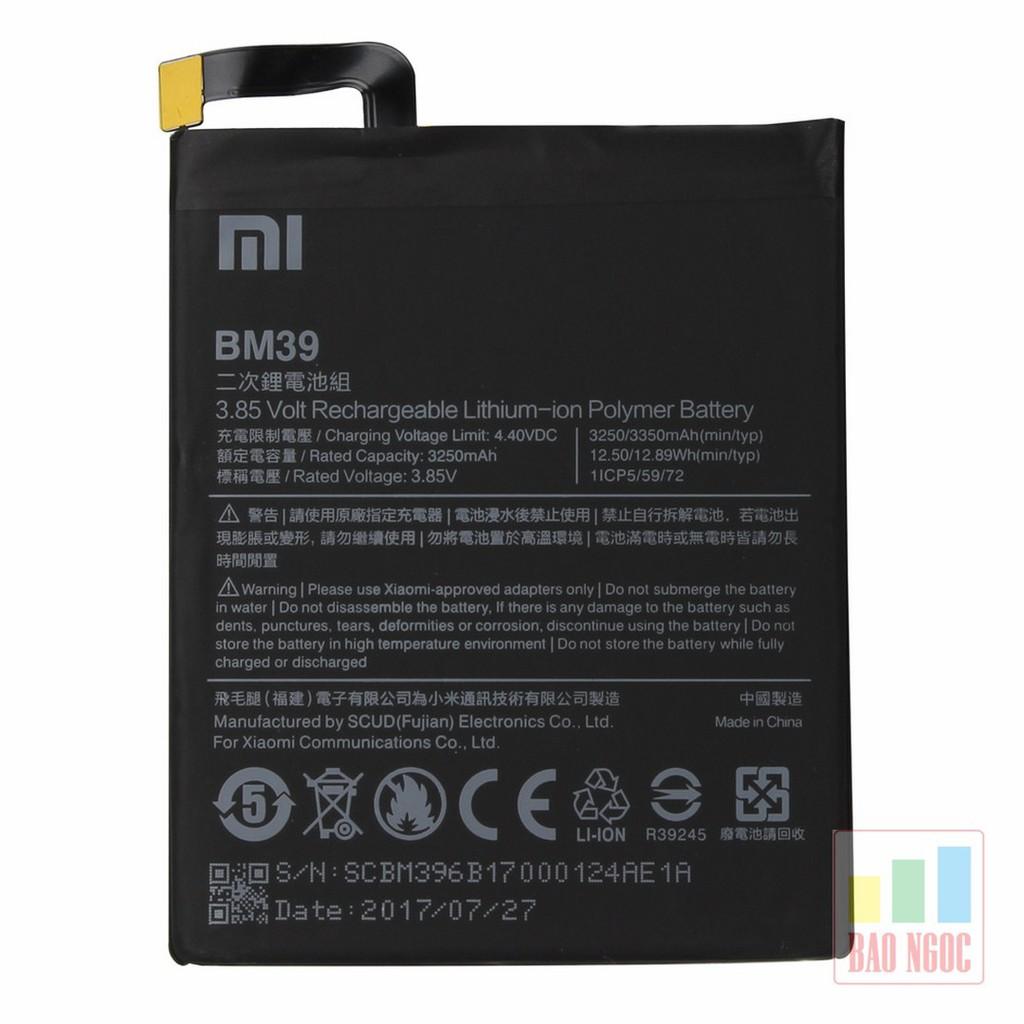 Pin Xiaomi BM39 ( Pin Xiaomi Mi 6 )