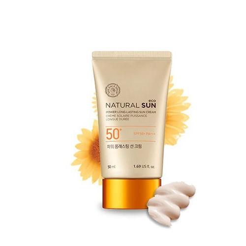 Kem chống nắng Natural Sun Eco Power Long Lasting Sun Cream SPF50+ PA+++ - 3128461 , 1240645448 , 322_1240645448 , 210000 , Kem-chong-nang-Natural-Sun-Eco-Power-Long-Lasting-Sun-Cream-SPF50-PA-322_1240645448 , shopee.vn , Kem chống nắng Natural Sun Eco Power Long Lasting Sun Cream SPF50+ PA+++