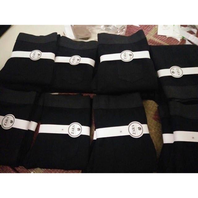 Quần tregging cạp chun Zara - 2411998 , 630254290 , 322_630254290 , 120000 , Quan-tregging-cap-chun-Zara-322_630254290 , shopee.vn , Quần tregging cạp chun Zara