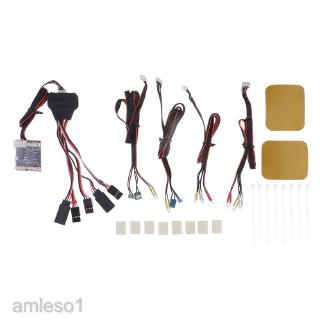 1/10 Pre-wired LED Light Kits for TRX4 & Land Rover Defender & Ford