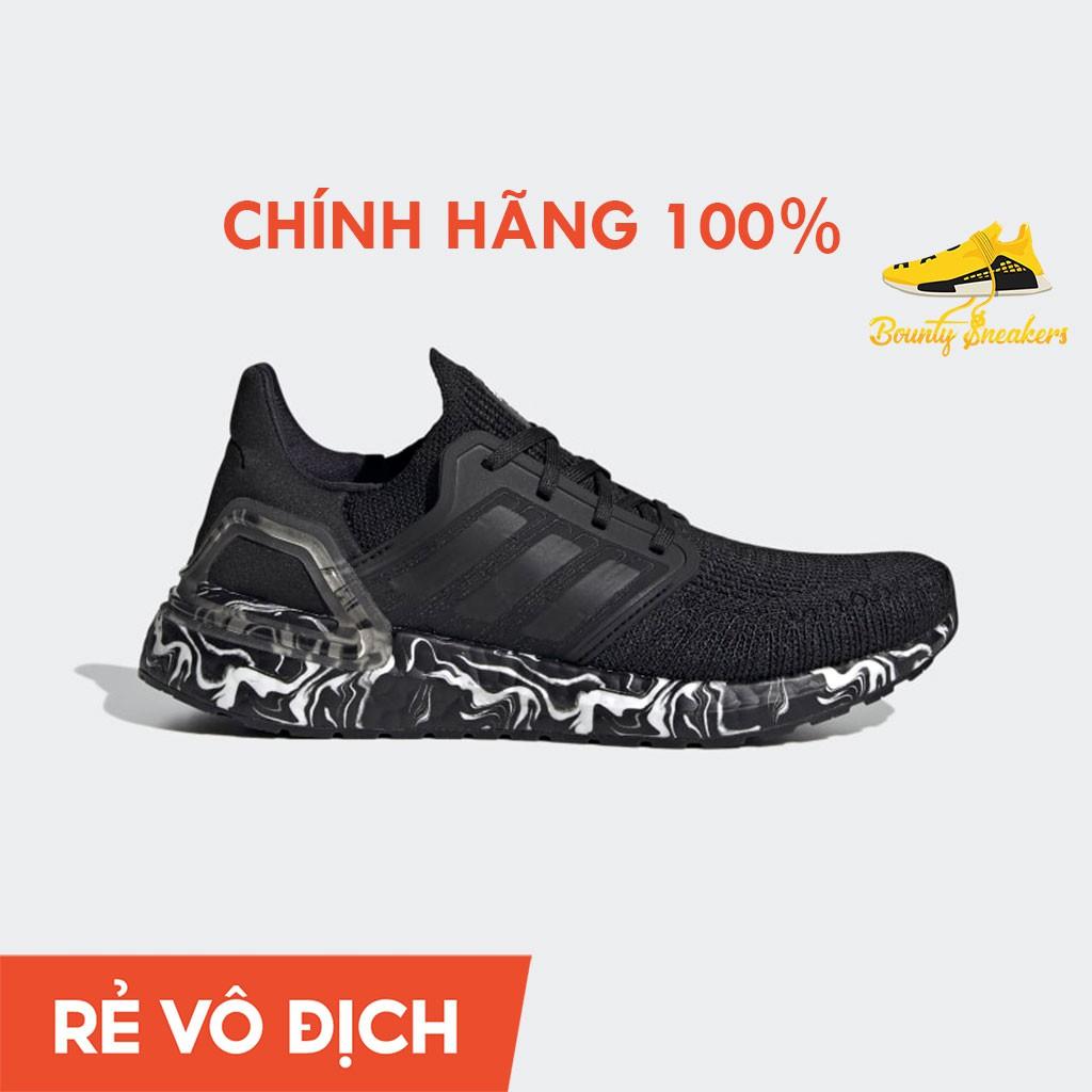 Giày Sneaker Thể Thao Nữ Adidas Ultra boost 20 W Đen FW5720 - Hàng Chính Hãng - Bounty Sneakers