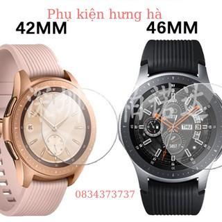 Cường lực Samsung Galaxy Watch 42mm và  46mm - kính cường lực đồng hồ Samsung Galaxy Watch 42mm và  46mm