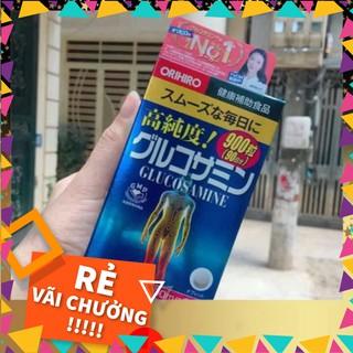 SIÊU ƯU ĐÃI Viên uống Glucosamin 900 viên Orihiro Nhật SIÊU ƯU ĐÃI