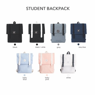 Balo Student Backpack Tote Talk