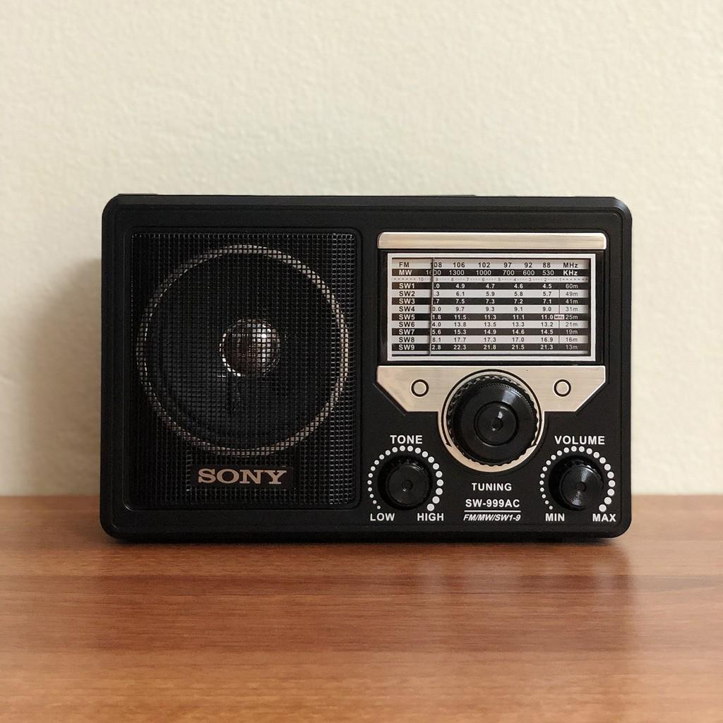 Đài Radio SW-999AC