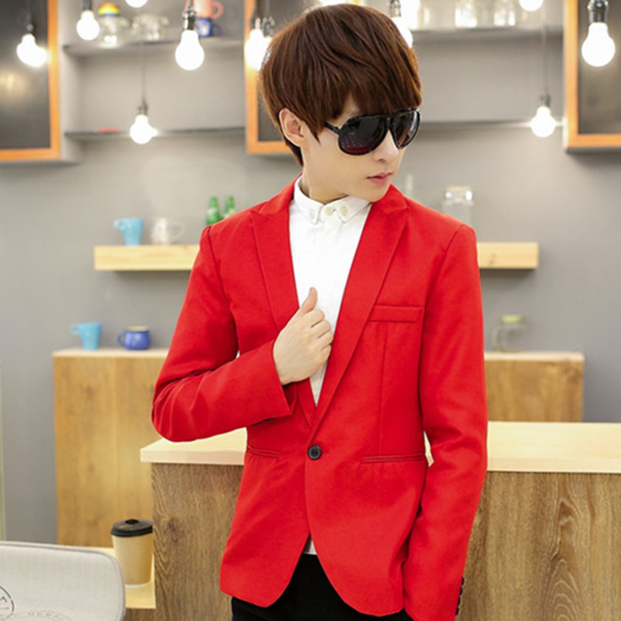 [Xả Kho] Áo vest nam Cao Cấp full size màu Đỏ