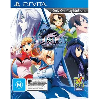[Mã 157ELSALE hoàn 7% đơn 300K] Gamecard PS Vita mới 100% XBlaze Code Embryo thumbnail