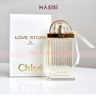 NƯỚC HOA CHLOE - Love Story EDP 75ml (trắng) thumbnail