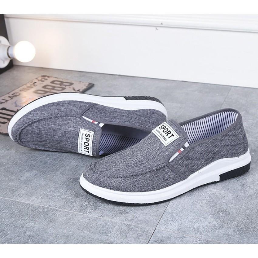 Giày Lười - Giày Vải Nam XIUXIAN TTS 11