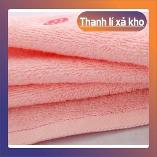 (Tốt) [Rẻ Vô Địch] Khăn tắm trẻ em hình trái cây 50x25cm–9217 [Đẹp-Cao Cấp-Rẻ] (Loại Cao Cấp)